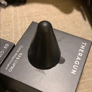 Theragun Other - TheragunG3Pro Cone Attachment-open box, never used